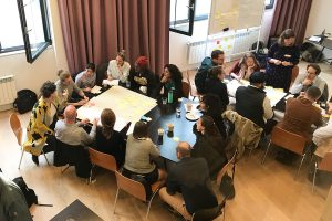 Climate-KIC Advanced Cities Workshop 2018